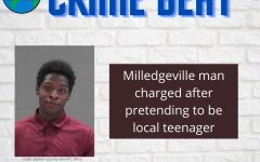 Milledgeville man charged after pretending to be a local teenager