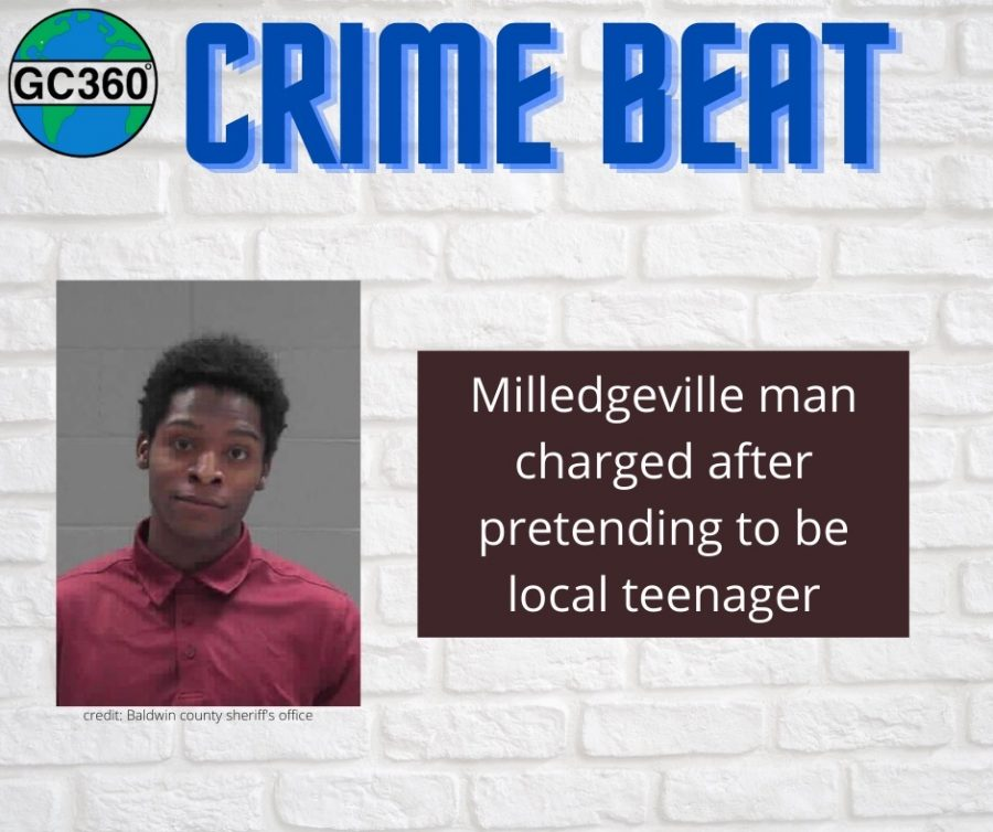 Milledgeville+man+charged+after+pretending+to+be+a+local+teenager