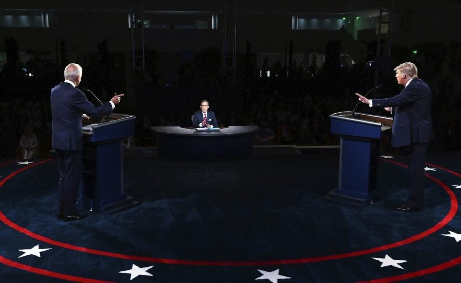 Campaign 2020: Unified Disappointment Following First Debate