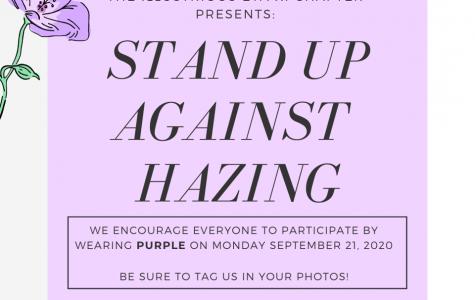 Hazing Prevention Week