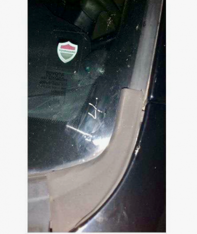 """GCPD Addresses """"Suspicious Markings"""" on Cars"""
