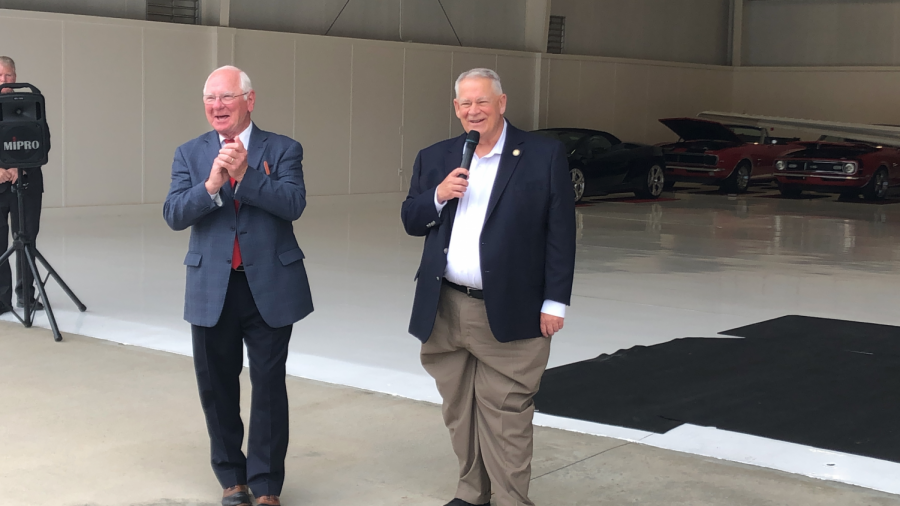 Speaker Ralston Stumps for Rep. Rick Williams in the Final Days of Campaign 2020