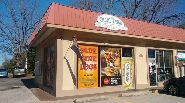 Hot Dog Stand, First Taste