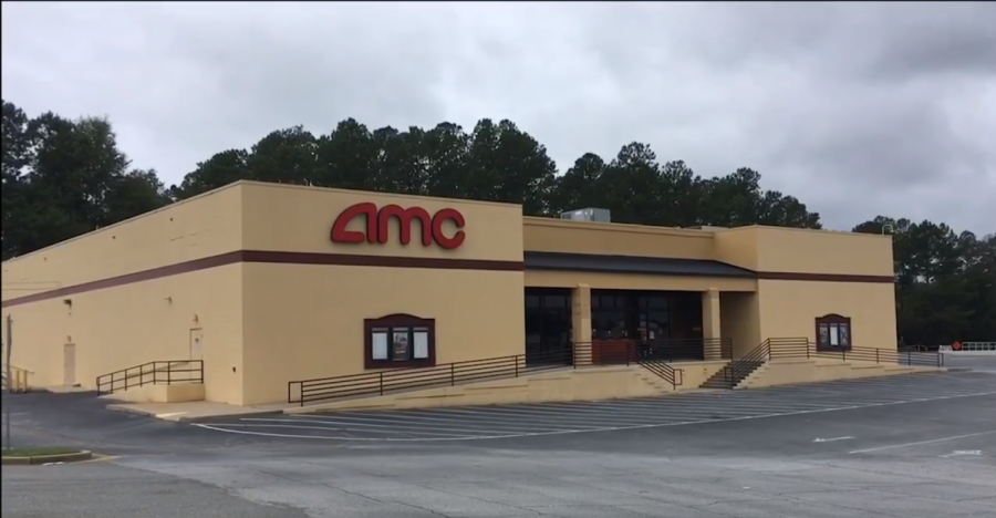 Milledgeville AMC Theatre Open for Business
