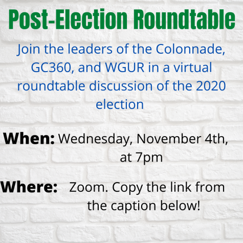 Post-Election Round Table