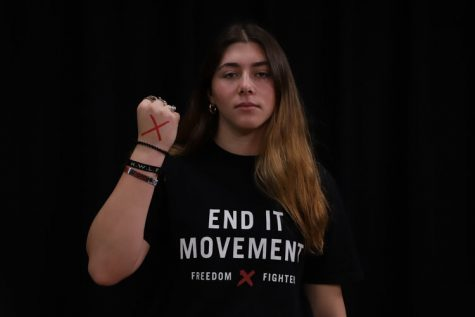 GC Student Organization Raises Awareness About Human Trafficking