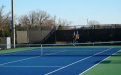 Overseas Tennis Players Return to GC