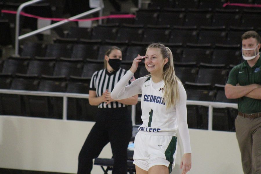 Vick Earns First Career PBC Athlete of the Week Title