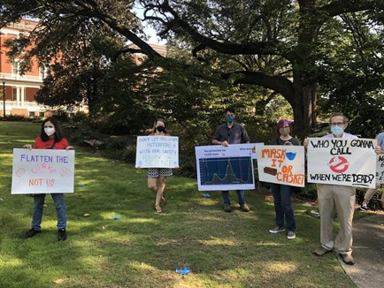 Campus Protest