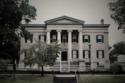 The ghosts of Milledgeville